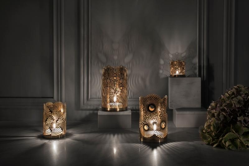 The London Collection design Lara Bohinc for Skultuna